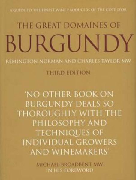The Great Domaines of Burgundy: revised edition