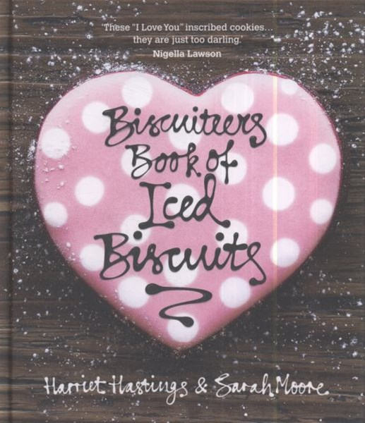 Biscuiteers Book of Iced Biscuits