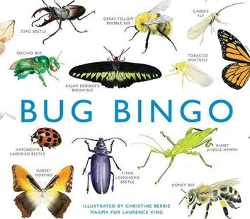 Bug Bingo by Christine Berrie, Andrew Polaszek (9781856699402) - Game - Craft & Hobbies Puzzles & Games