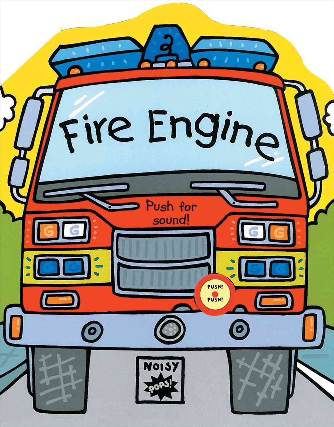 Noisy Pops - Fire Engine