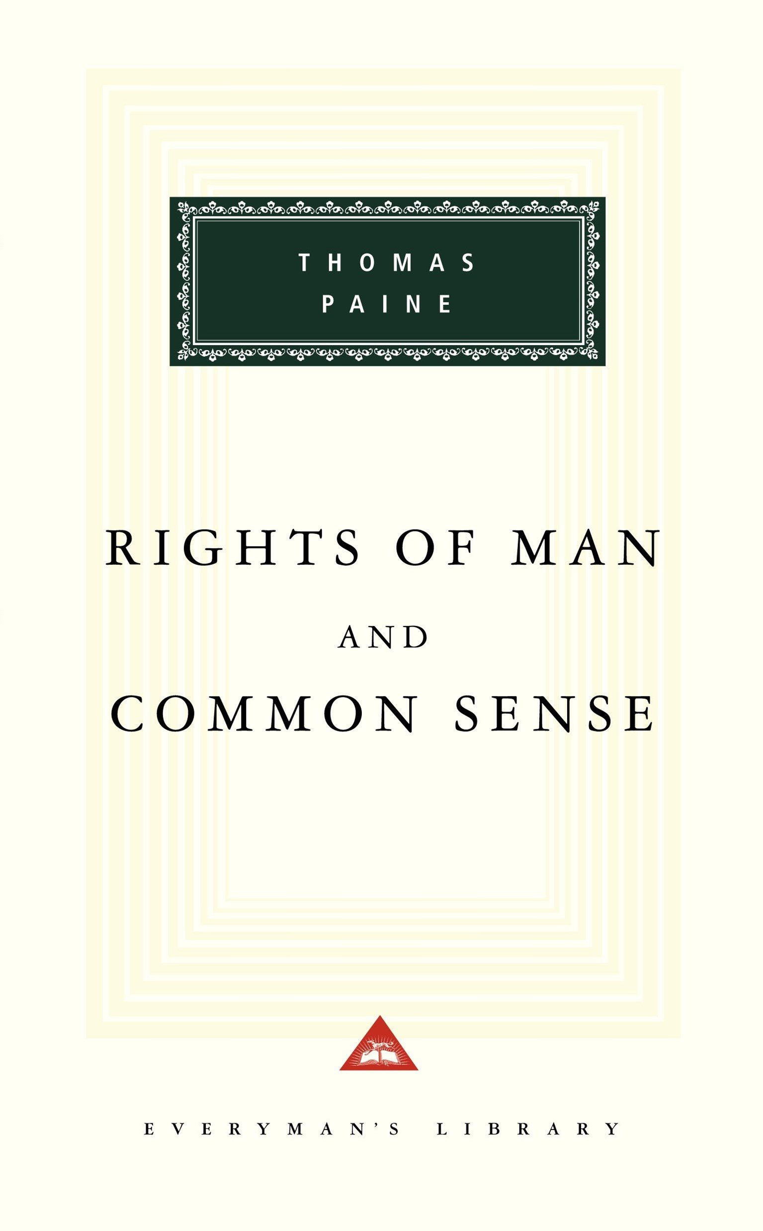 Rights of Man and Common Sense,The