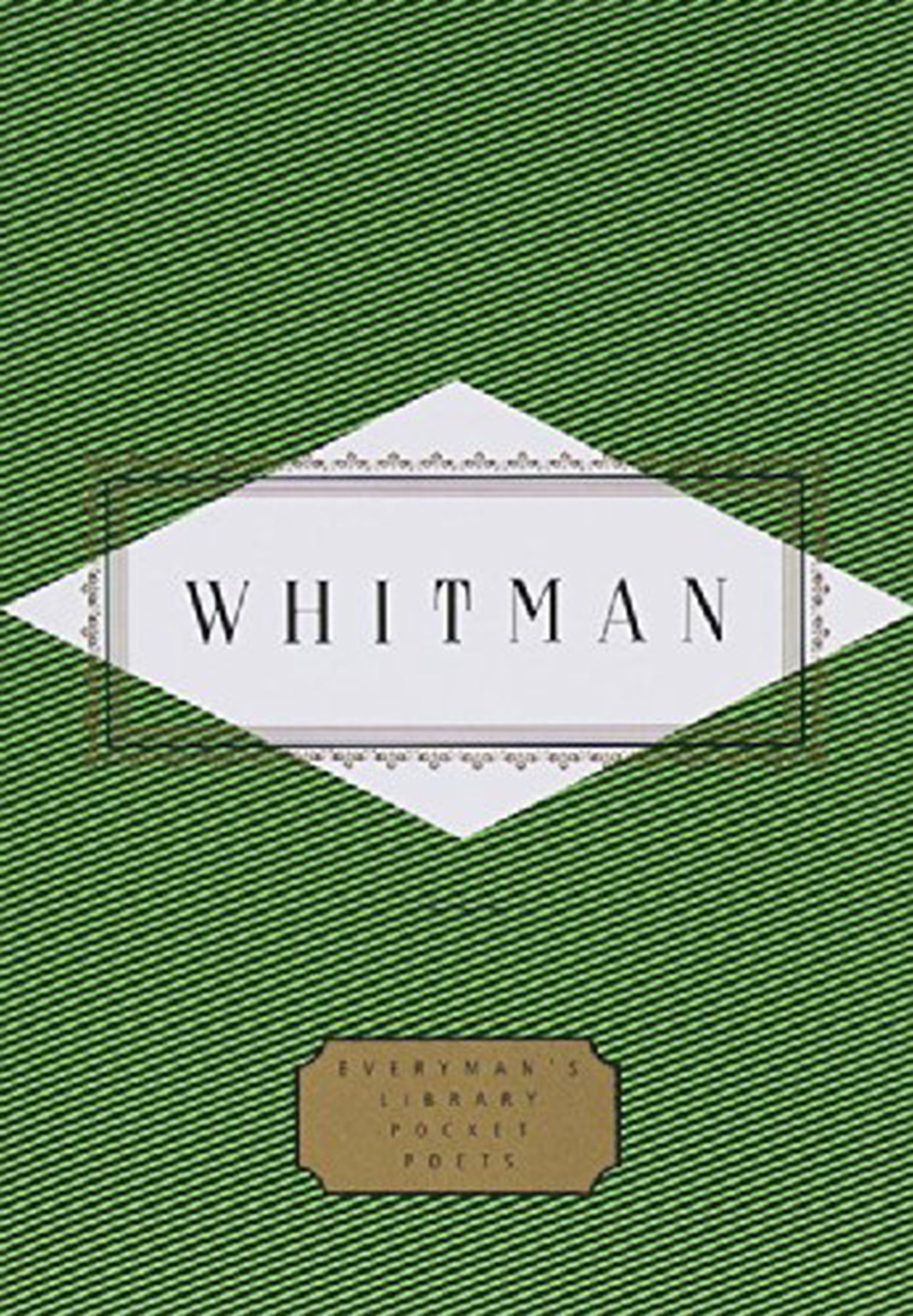 Whitman Selected Poems