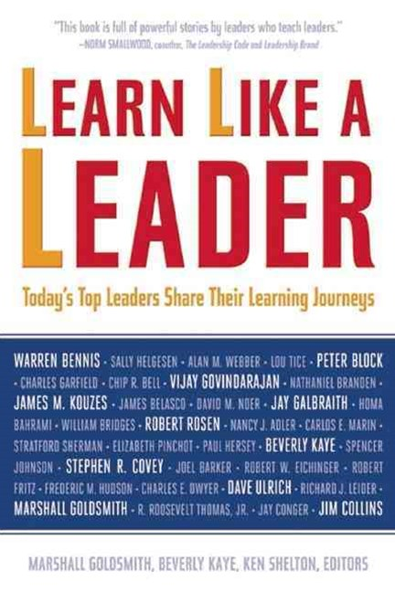 Learn Like a Leader