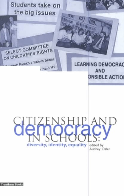 Citizenship and Democracy in Schools