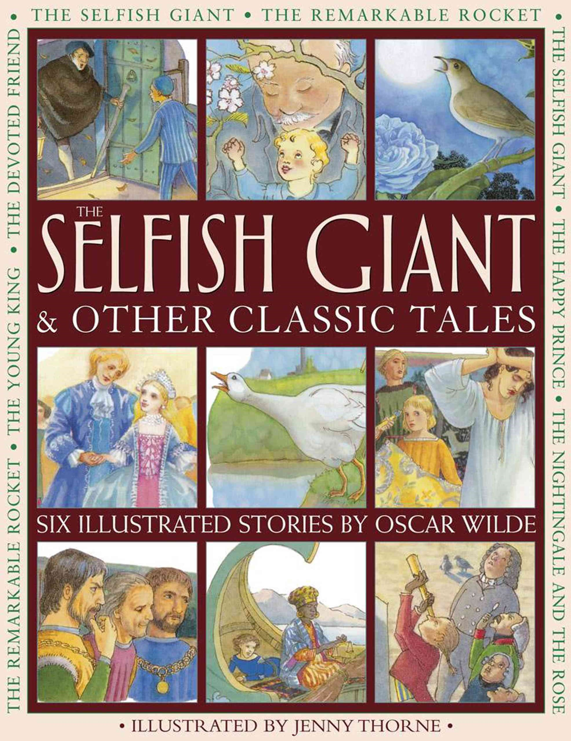 Selfish Giant & Other Classic Tales