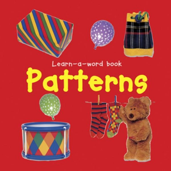 Patterns - Learn-A-Word Picture Book