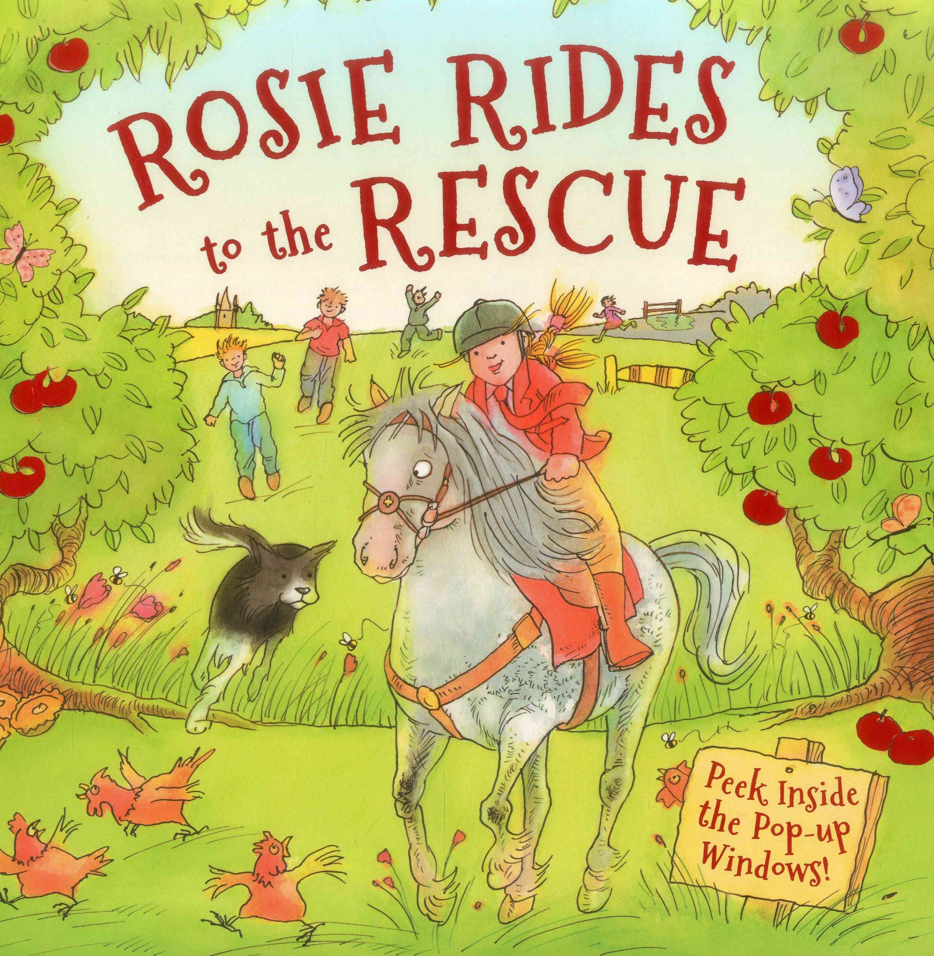 Rosie Rides to the Rescue