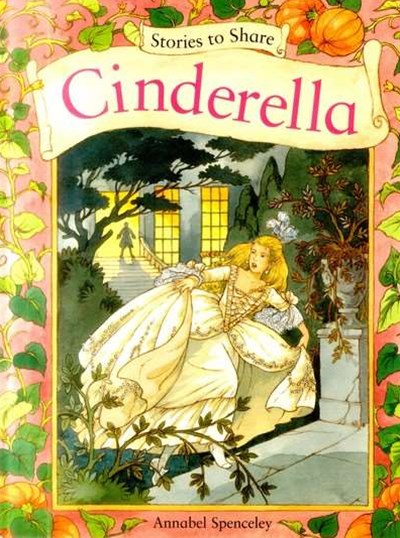 Stories to Share: Cinderella (Giant Size)
