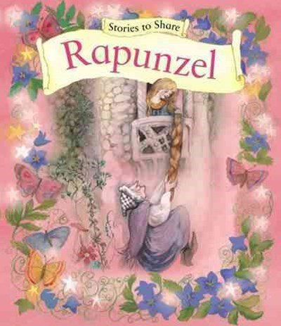 Stories to Share: Rapunzel (Giant Size)