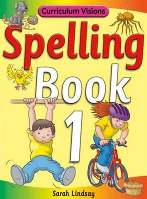 Spelling Book 1: for Year 1