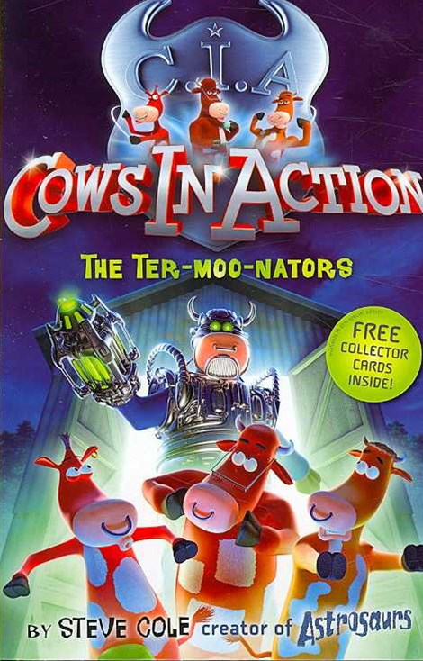 The Cows in Action 1: Ter-moo-nators