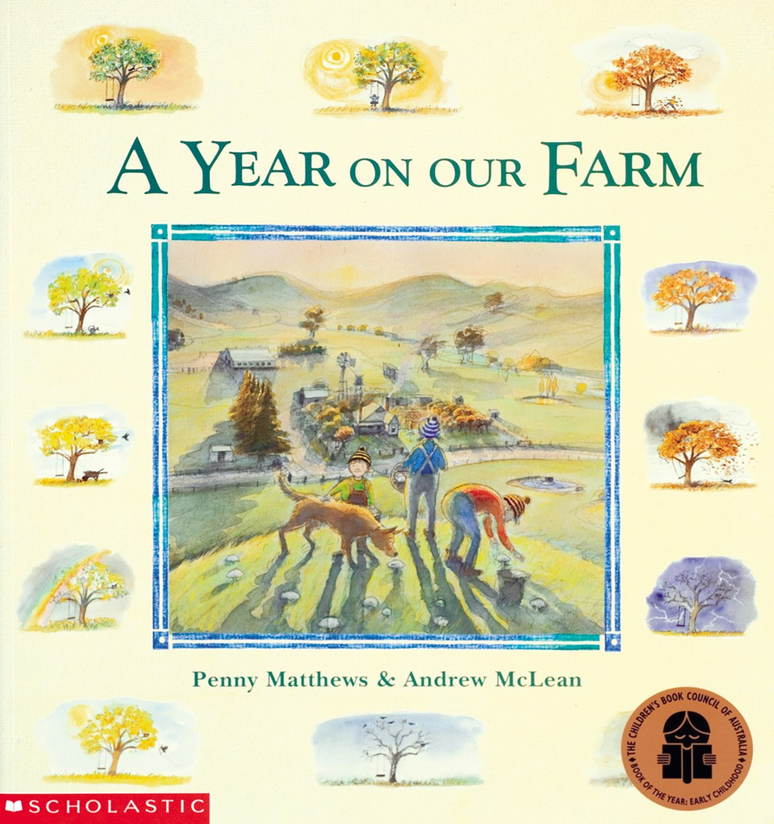 Year on our Farm
