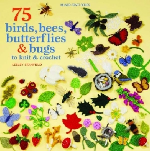 75 Birds, Bees Butterflies and Bugs