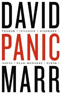 Panic by David Marr (9781863955515) - PaperBack - Business & Finance Organisation & Operations