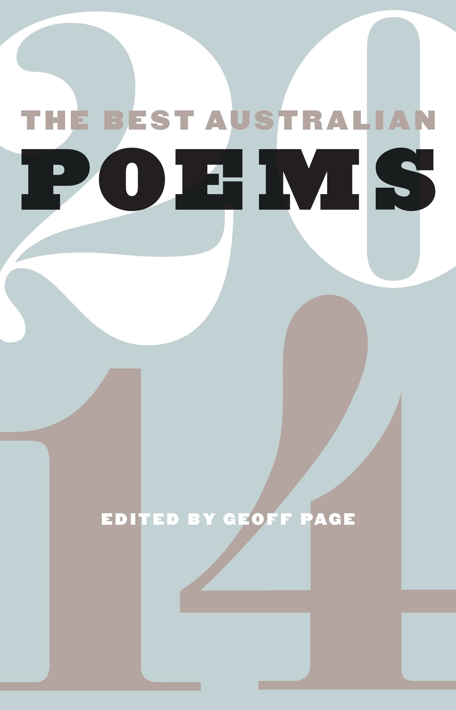 Best Australian Poems 2014