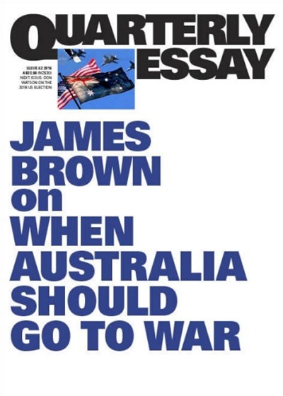 Firing Line: Australia's Path to War: Quarterly Essay 62