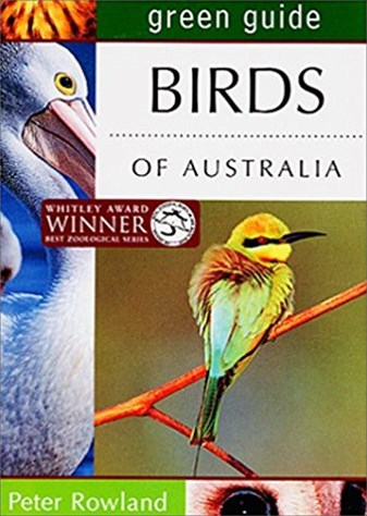 Green Guide: Birds of Australi