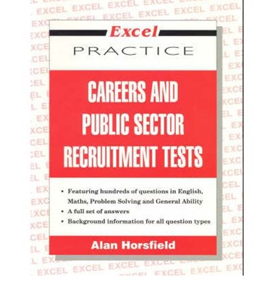 Excel Practice – Careers and Public Sector Recruitment Tests