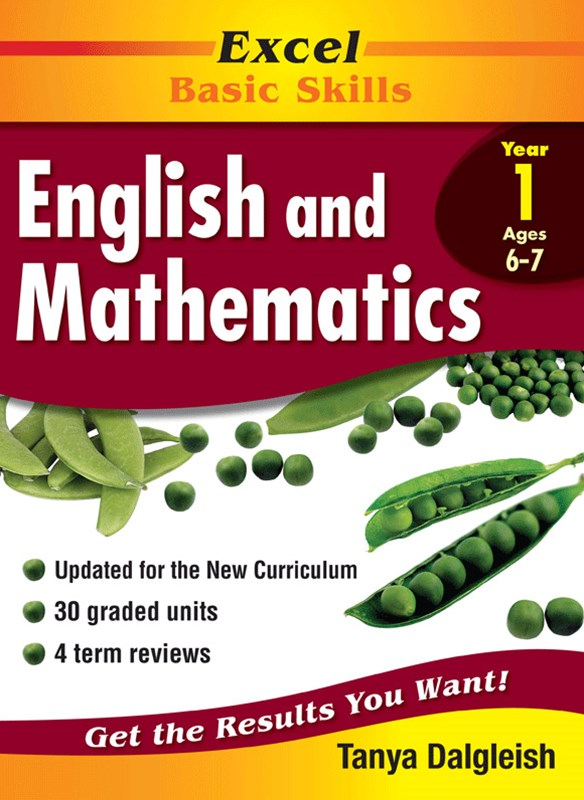 Excel Basic Skills Core Books: English and Mathematics Year 1