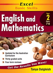 Excel Basic Skills Core Books: English and Mathematics Year 2 by Tanya Dalgleish (9781864413373) - PaperBack - Education Study Guides
