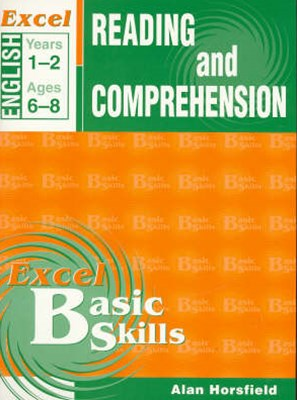 Excel Basic Skills Workbooks: Reading and Comprehension Years 1GÇô2