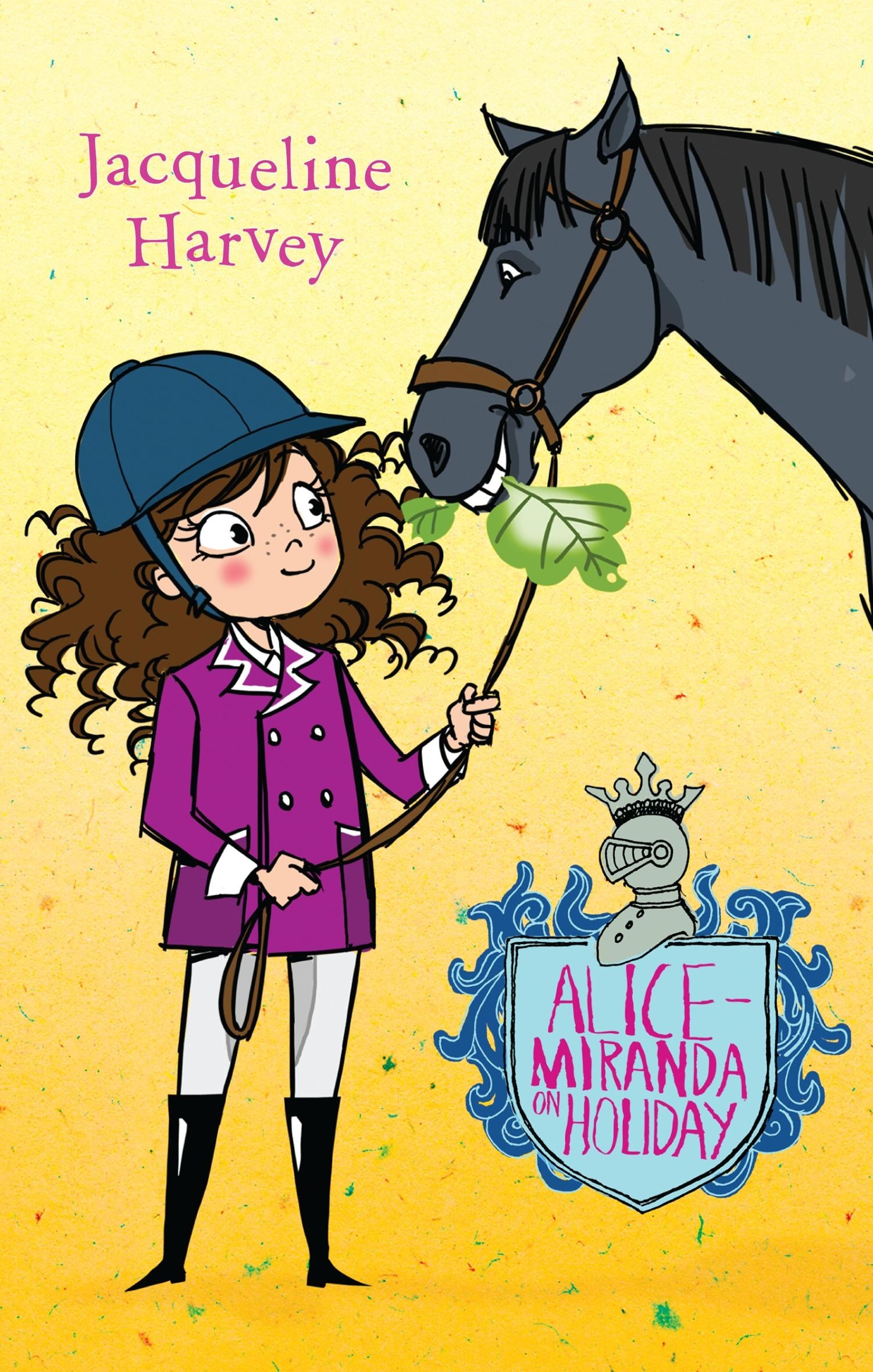 Alice-Miranda on Holiday (Alice-Miranda Book 2)