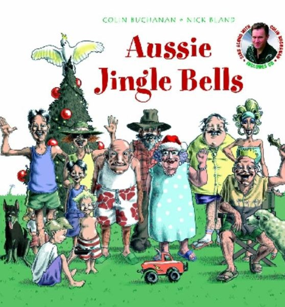 Aussie Jingle Bells: Book and CD