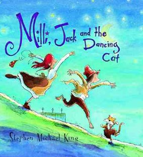 Milli Jack and the Dancing Cat by Stephen Michael King (9781865087474) - PaperBack - Non-Fiction Animals