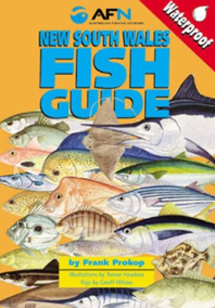 New South Wales Fish Guide - Waterproof
