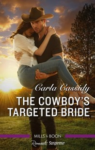 (ebook) The Cowboy's Targeted Bride - Crime Mystery & Thriller