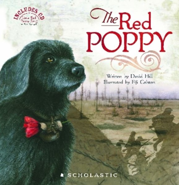 Red Poppy (with CD)