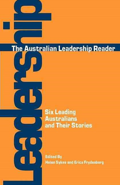 The Australian Leadership Reader
