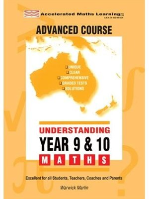 Understanding Maths 9 and 10 Advanced