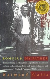 Romulus, My Father by Gaita Raimond (9781876485177) - PaperBack - Biographies General Biographies