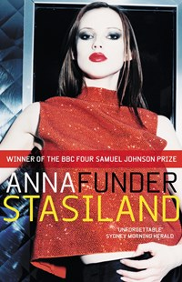Stasiland by Anna Funder, Anna Funder (9781877008917) - PaperBack - Biographies General Biographies