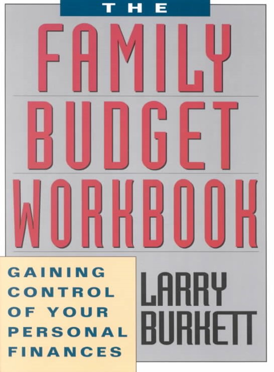 FAMILY BUDGET WORKBOOK THE