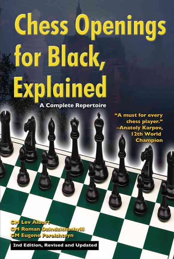 Chess Openings for Black, Explained