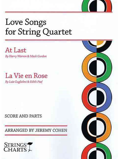 Love Songs for String Quartet