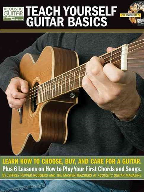 Guitar Basics - Learn How to Choose, Buy and Care for a Guitar