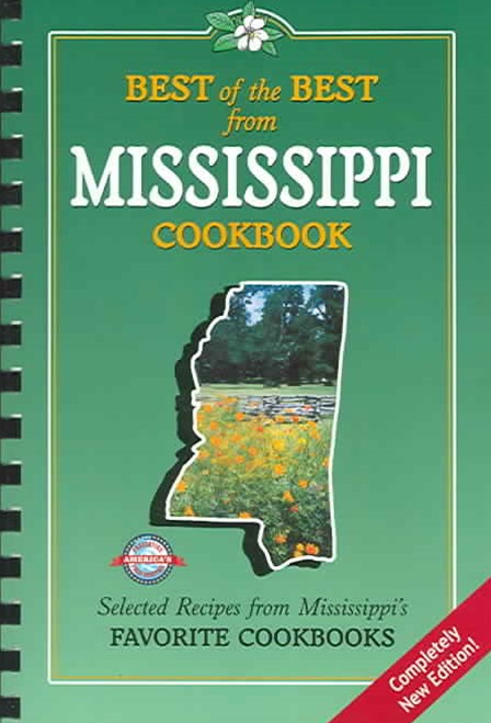 Best of the Best from Mississippi Cookbook