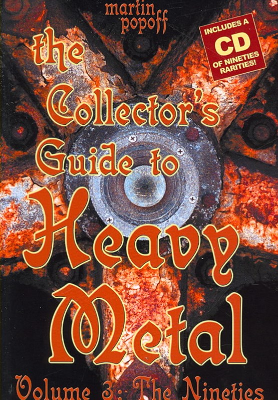 Collector's Guide to Heavy Metal: Nineties