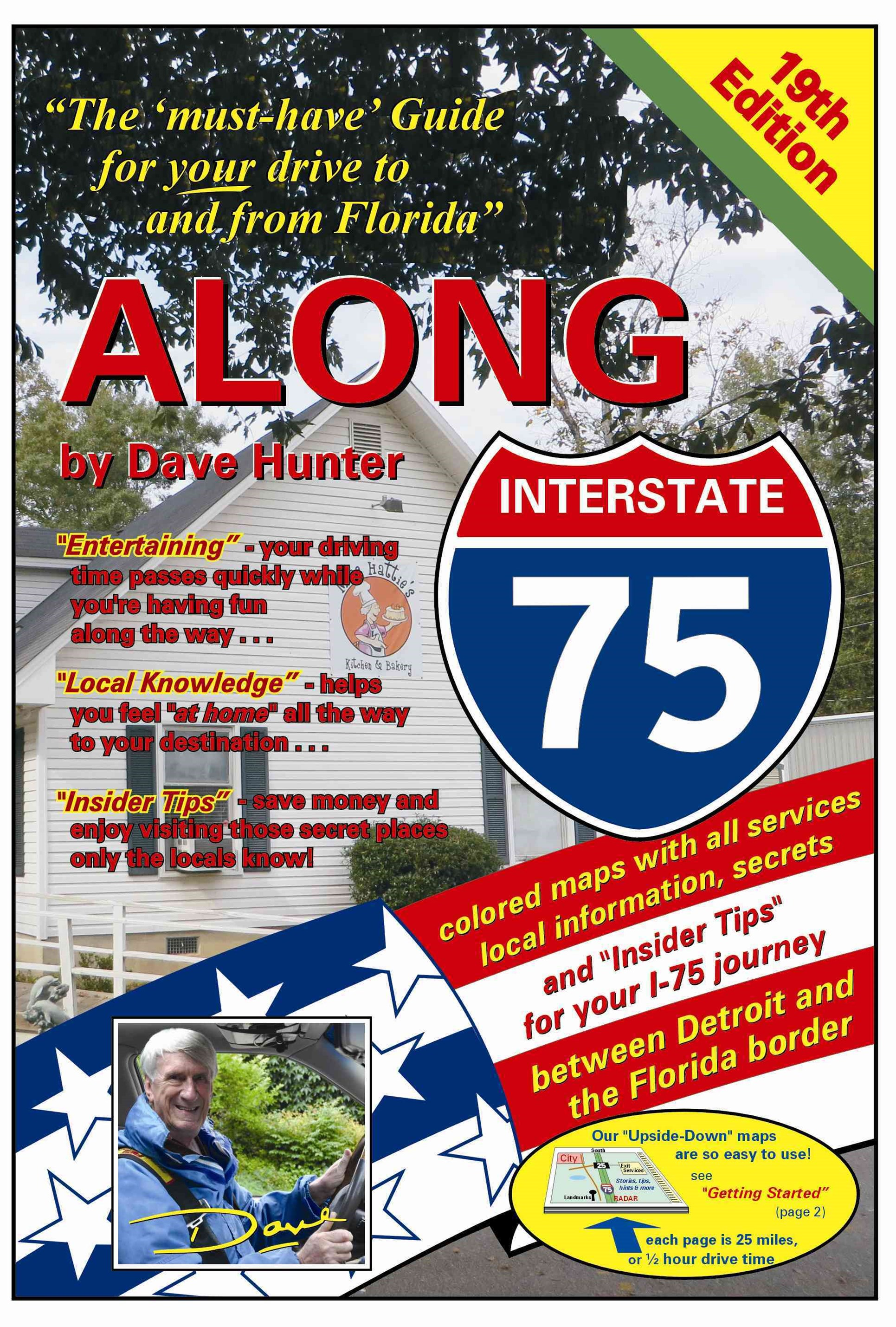 Along Interstate-75, 19th Edition