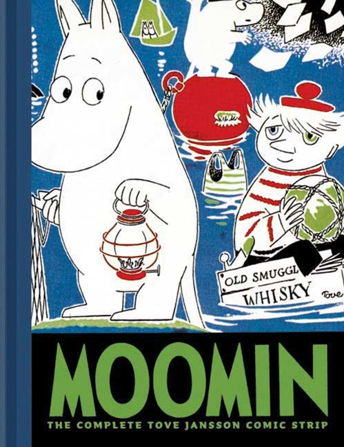 Moomin - The Complete Tove Jansson Comic Strip