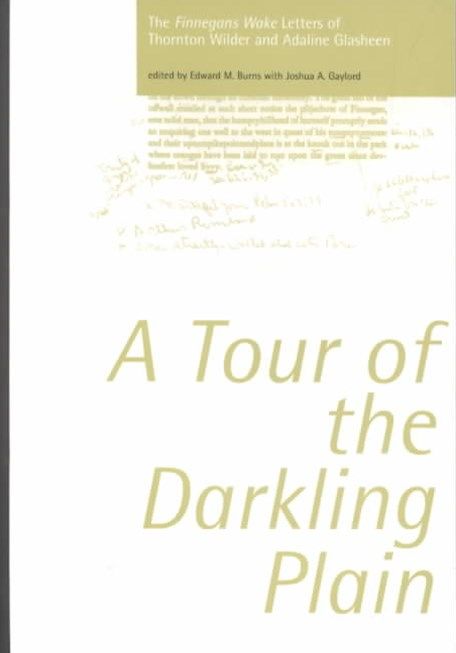 Tour of the Darkling Plain