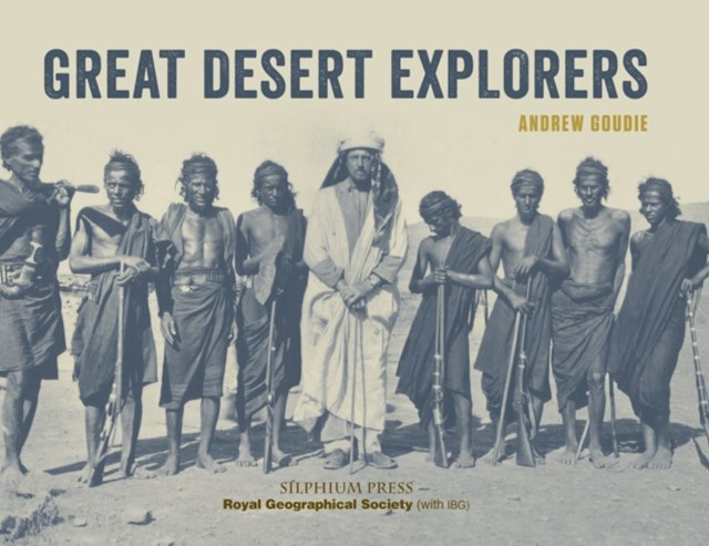 Great Desert Explorers