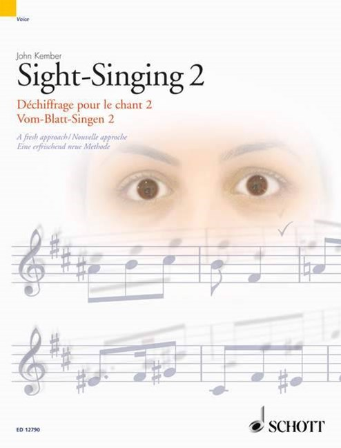 Sight-Singing Volume 2