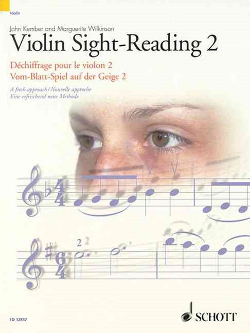 Violin Sight-Reading 2