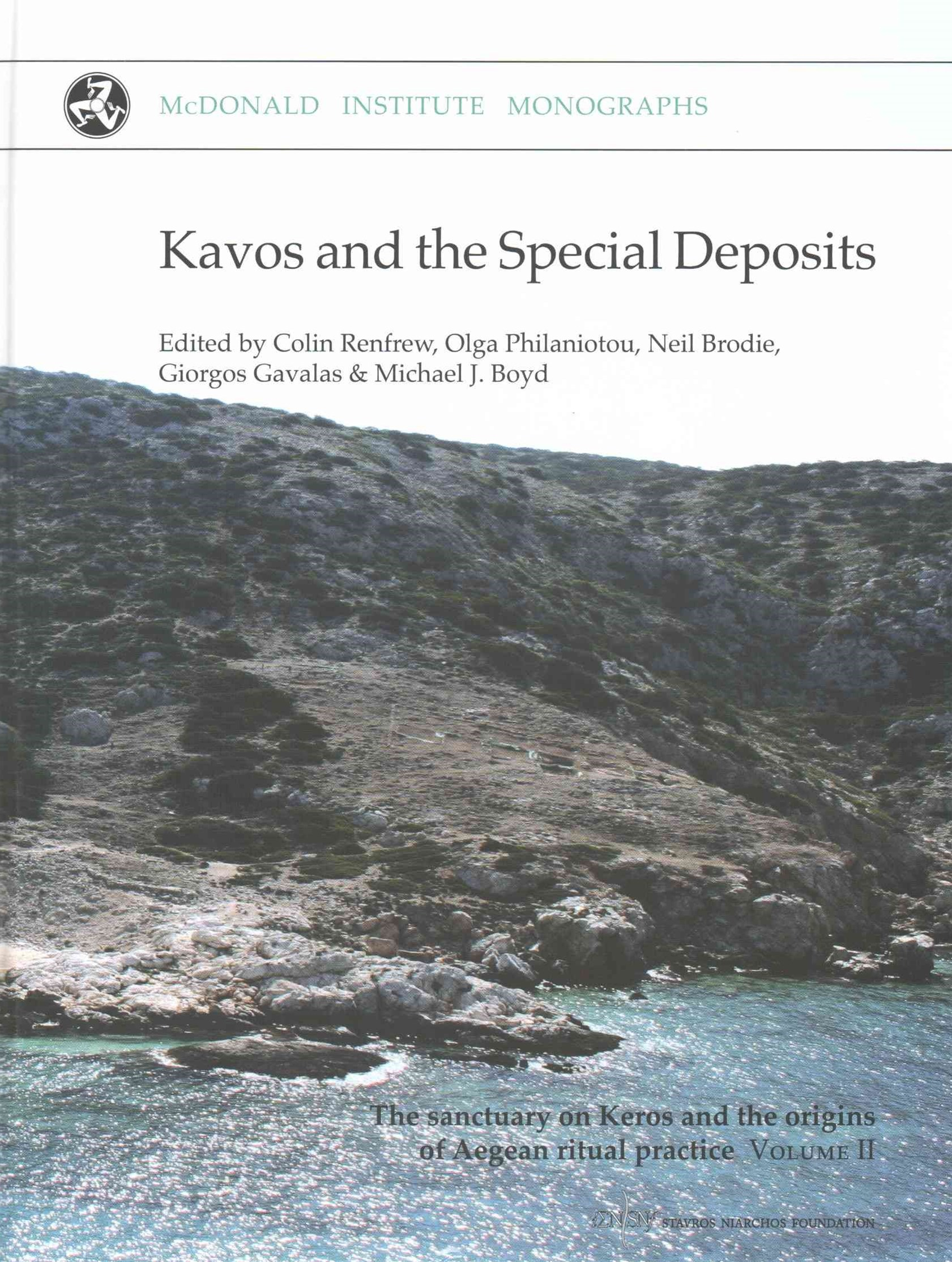 Kavos and the Speical Deposits