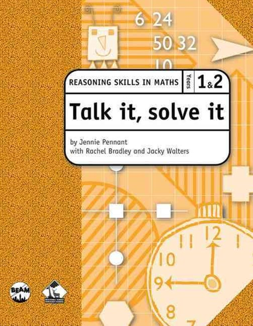 Talk It Solve It  Reasoning Skills in Maths Yrs 1 & 2