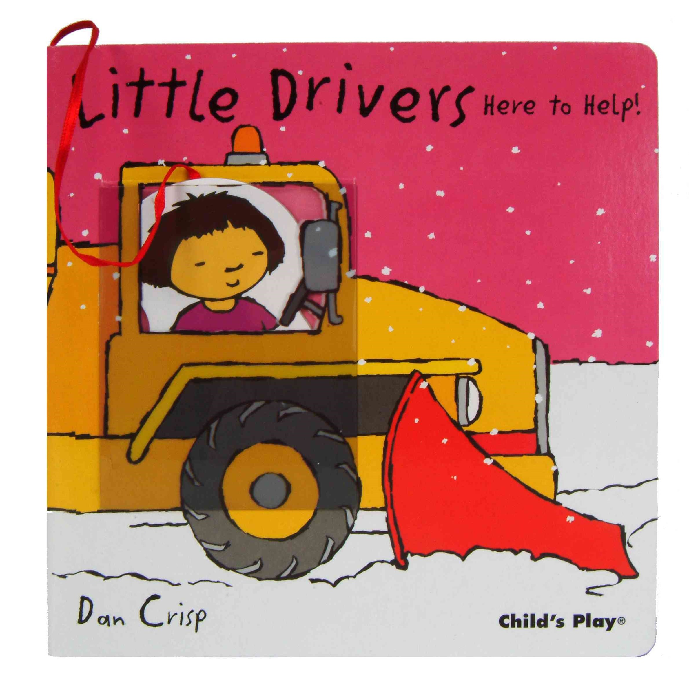 Little Drivers Here to Help!